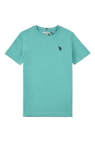 U.S. Polo Assn. Green Classic Jersey T-Shirt