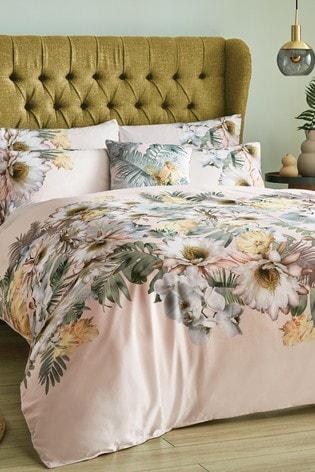 Ted Baker Woodland Floral Cotton Duvet Cover