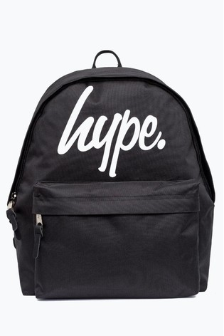 Hype. Large Script Backpack