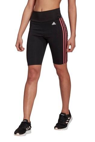 adidas 3 Stripe Bike Shorts