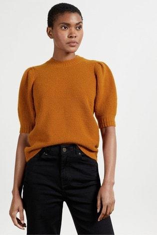 Ted Baker Daiszy Short Sleeve Sweater