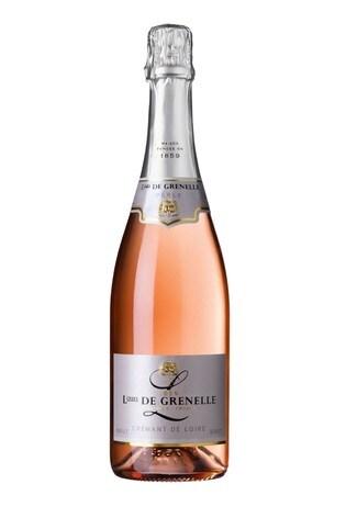 Cremant de Loire Rosé Cuvee Perle Louis de Grene Single by Le Bon Vin