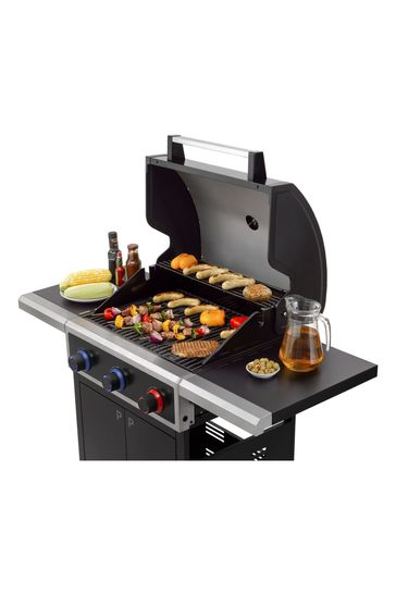 Keansburg 3 Burner Gas BBQ with Turbo Zone By Tepro