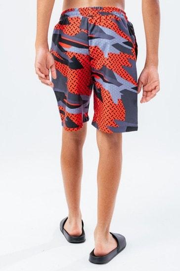 Hype. Digital Camo Swim Shorts