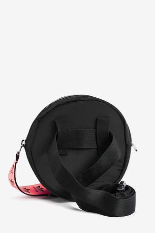 adidas Originals Black Tag Circle Bag