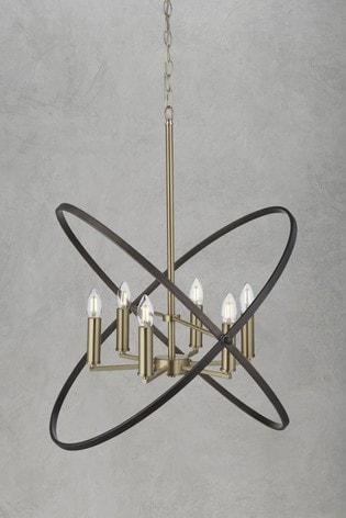 Eternity 6 Light Pendant by Searchlight