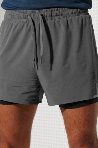 Superdry Run Trail Shorts