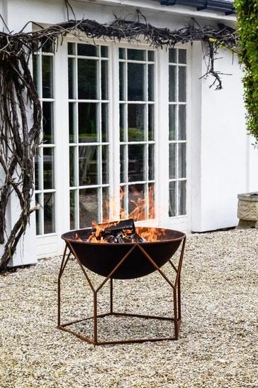 Outdoor Buckingham Firebowl by Ivyline