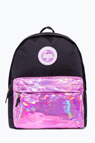 Hype. With Holo Pocket Backpack