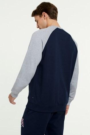 U.S. Polo Assn. Varsity Logo Crew Sweatshirt