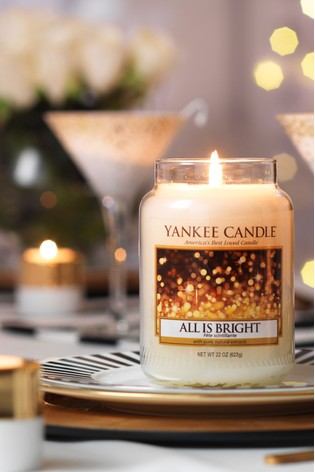 Yankee Candle Classic Large All Bright Candle