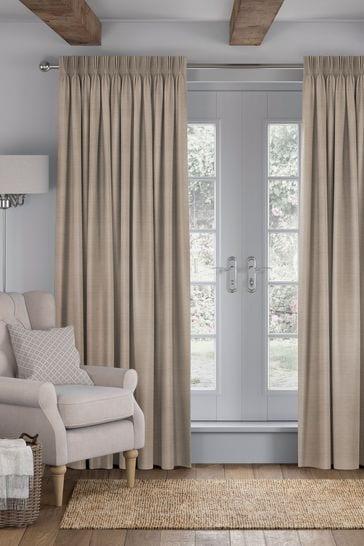 Praline Natural Jasper Made To Measure Curtains