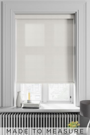 Kooma Natural Made To Measure Roller Blind
