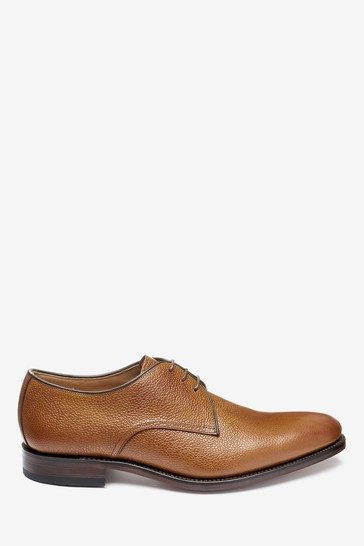 Loake for Next Plain Derby Shoes