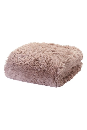 So Soft Cuddly Throw by Catherine Lansfield