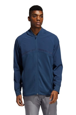 adidas Golf Hybrid Zip Through Jacket