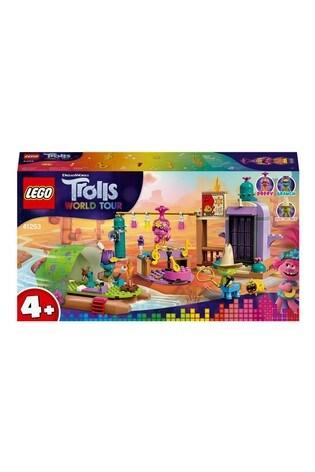 LEGO 41253 Trolls Lonesome Flats Raft Adventure