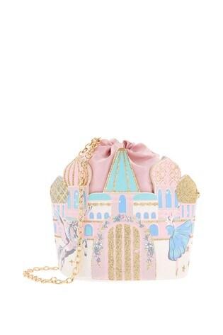 Monsoon Fairytale Castle Pouch Bag