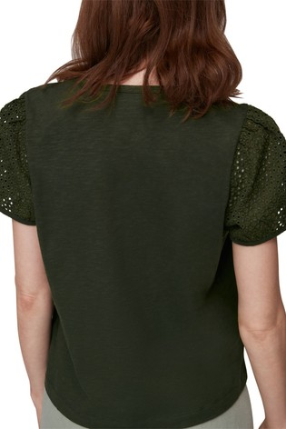 Whistles Broderie Top