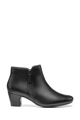 Hotter Delight II Zip Fastening Ankle Boots