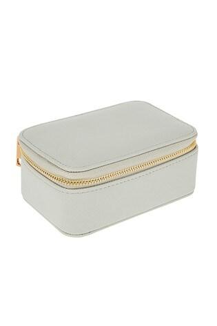 Accessorize Grey Jewellery Box