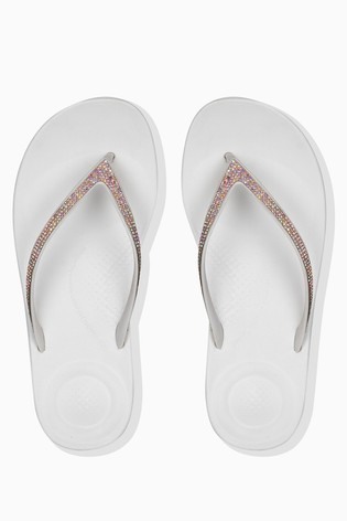 FitFlop™ Sparkle iQushion™ Sandals