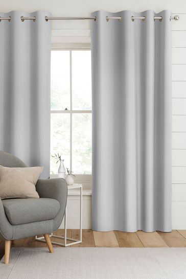 Imogen Moon Grey Made To Measure Curtains
