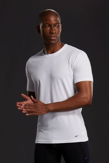 Nike Everyday Cotton Stretch T-Shirts Two Pack