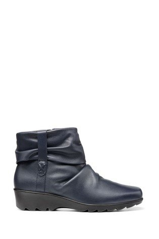 Hotter Eltham Zip Fastening Ankle Boots