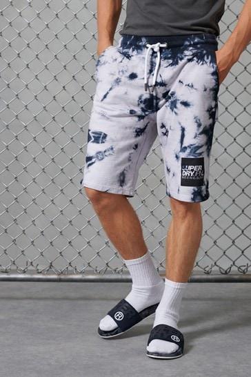 Superdry Japan Tie Dye Shorts