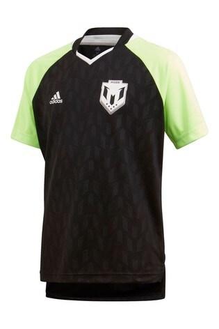 adidas Black Messi Jersey