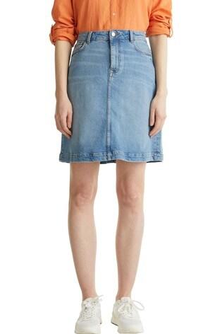 Esprit Blue Denim Skirt