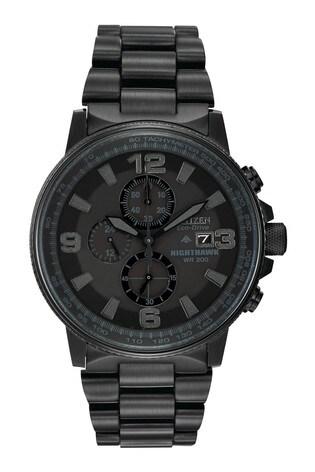 Citizen Eco Drive® Nighthawk Watch