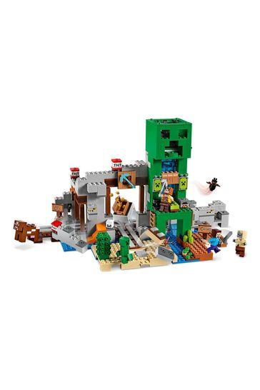 LEGO® Minecraft The Creeper Mine 21155