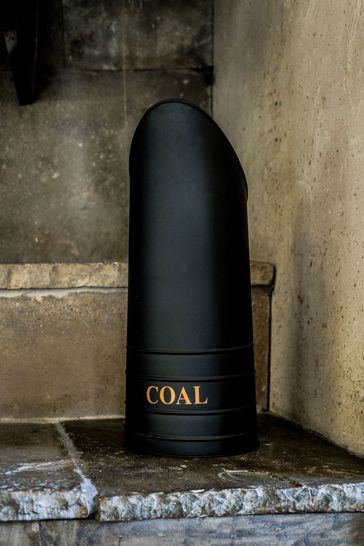 Black Coal Hod by Ivyline