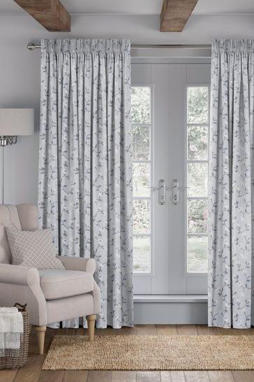 Nougat Natural Carrara Made To Measure Curtains
