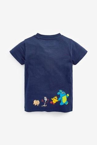 Navy Disney™ Toy Story Short Sleeve T-Shirt (3mths-8yrs)