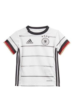 adidas Infant White Germany Home Kit