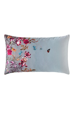 Set of 2 Ted Baker Fern Forest Cotton Pillowcases