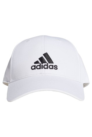 adidas Adult White Baseball Cap