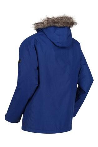 Regatta Blue Haig Waterproof Jacket