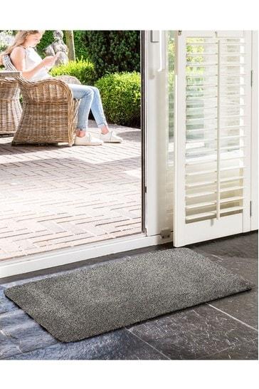 Mud Stopper Washable Plain Doormat