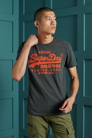 Superdry Vintage Logo Off Piste T-Shirt