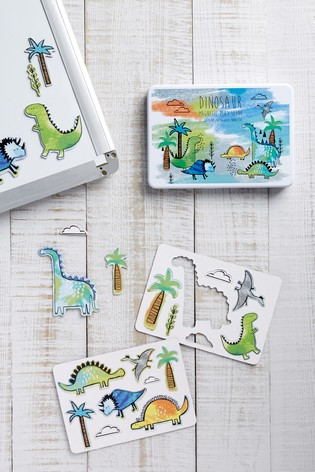 Dinosaur Magnetic Play Set