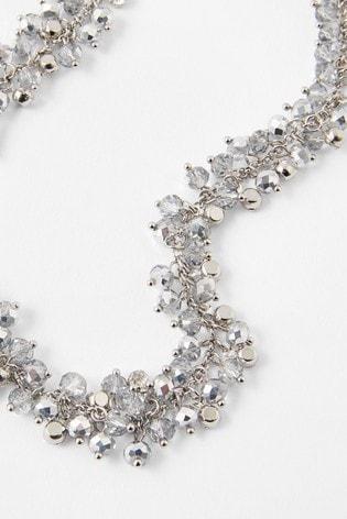 Accessorize Felicity Beaded Collar Necklace