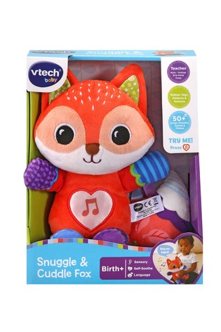 VTech Snuggle Cuddle Fox 536703