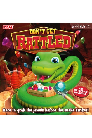 Don't Get Rattled