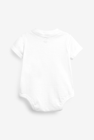 Ralph Lauren White Bodysuit