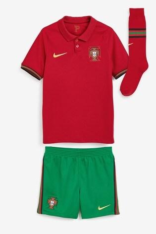 Nike Home Portugal Mini Kit