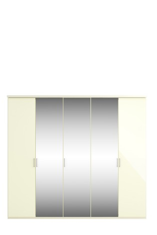 Peyton  Extra Large Hinged Wardrobe